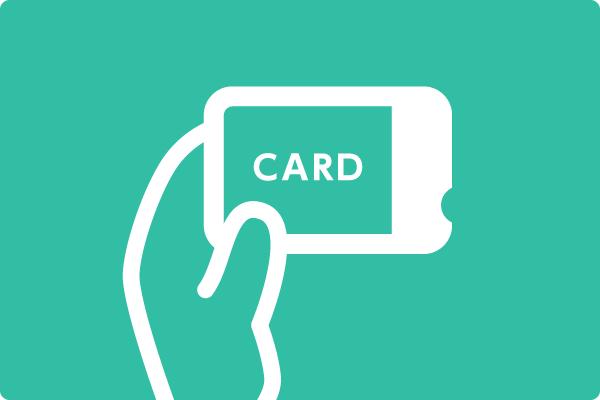 磁気カード(当社バスカード及びスルッとKANSAI共通カード)でご利用の方